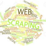 16602923 関連するタグと用語の web スクレイピングの抽象的な単語雲 150x150 - 【初心者のためのPython入門】Webスクレイピング