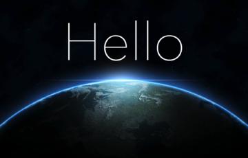 "Hello World 360x230 - 【コード公開】【初心者のためのPython入門】""Hello world!""からわかること"