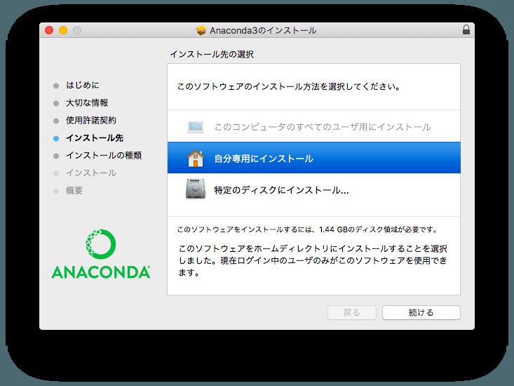 Python 1 7 - 【初心者のためのPython入門】Anacondaのダウンロードとインストール